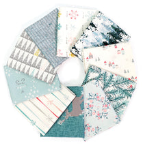 Load image into Gallery viewer, Winterland Edition Fat Quarter Bundle