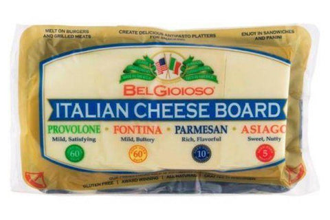 BelGioioso Cheese Board, Italian - 12 Ounces