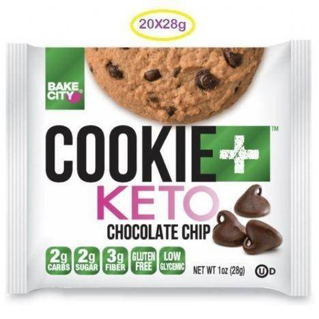 Bake City Cookie Keto Chocolate Chip