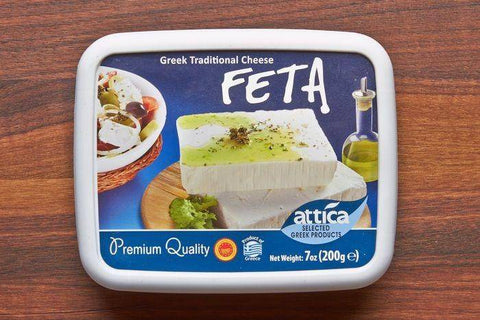 Attica Feta Cheese 7oz Tub