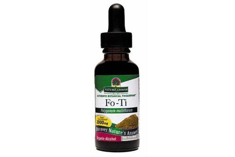 Nature's Answer 2000mg Fo-Ti Cured Root Extract