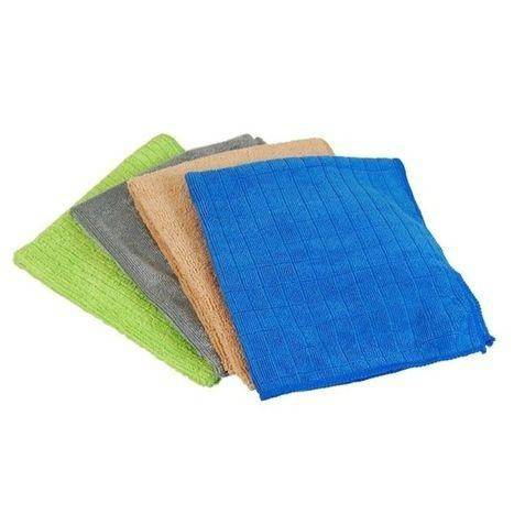 Green Clean Green Cleaning Cloth, Microfiber, Kitchen & Bathroom - 1 Each