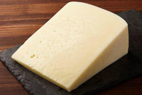 Fresh Cut Kefalograviera Livadi Cheese