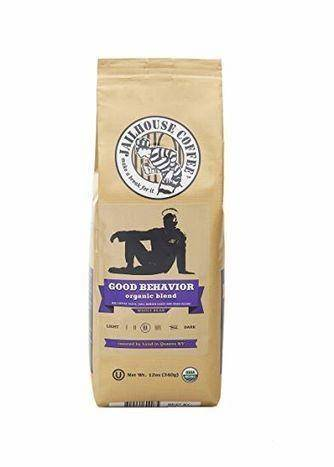 Jail House Coffee Good Behavior Organic Ground - 12 Ounces