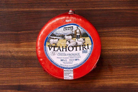 Vlahotiri Sheep's Milk Cheese