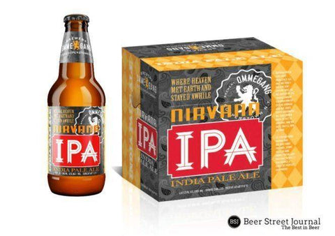 Ommegang Nirvana IP Ommegang Nirvana IPA India Paleale Beer - 12 Ounces