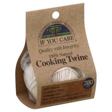If You Care Twine, Cooking, 200 Feet - 1 Each