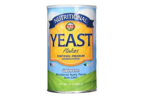 Kal Nutritional Yeast Flakes - 22 Ounces