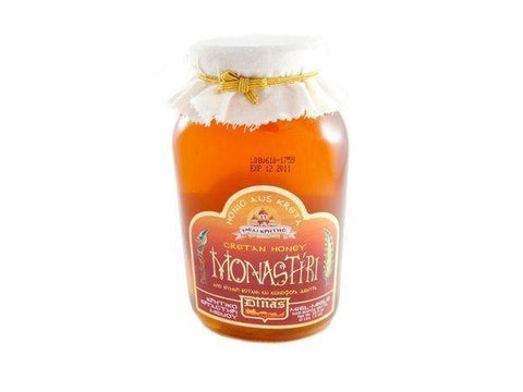 Monastiri Honey 2lb Jar
