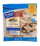 Perdue Short Cuts Turkey Breast, Carved, Oven Roasted Turkey - 8 Ounces