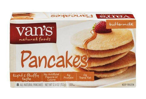 Vans Pancakes, Buttermilk - 8 Count