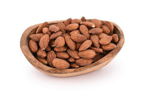 Roasted Unsalted Almonds, Container