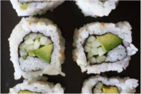 Avocado Cucumber Rolls - 8 Ounces