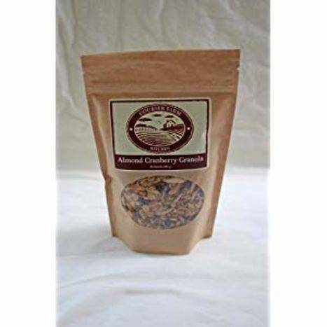 Courser Farm Kitchen Almond Cranberry Granola - 10 Ounces