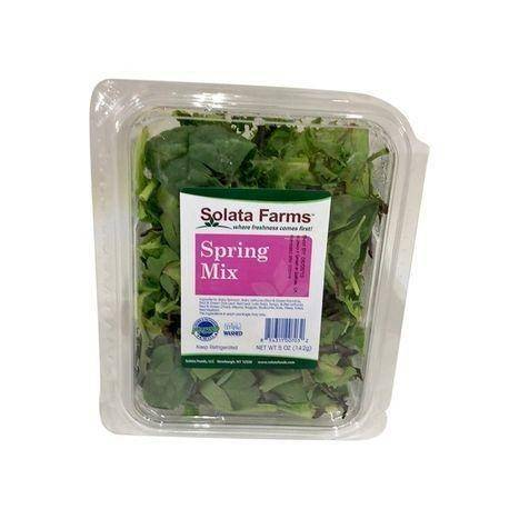 Solata Farms Spring Mix - 5 Ounces