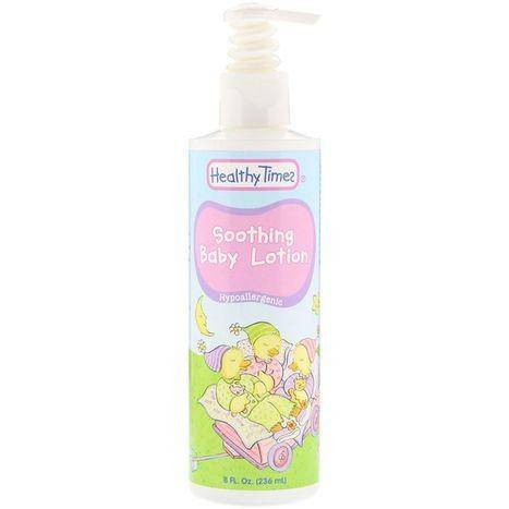Healthy Times Soothing Baby Lotion - 8 Fluid Ounces
