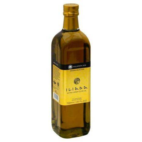 Iliada Olive Oil, Extra Virgin - 25 Ounces