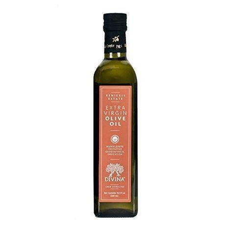 Divina Renieris Estate Extra Virgin Olive Oil - 25.4 Ounces