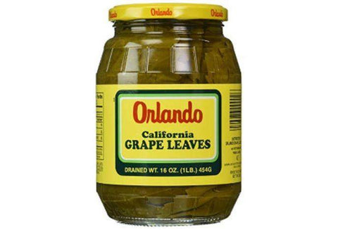 Orlando California Grape Leaves, - 16 Ounces