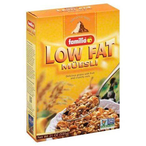 Familia Muesli, Low Fat - 21 Ounces