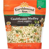 Earthbound Farm Riced Cauliflower Medley Riced Veggies - 14 Ounces