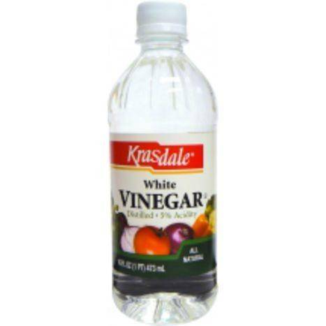 Krasdale White Vinegar - 16 Ounces