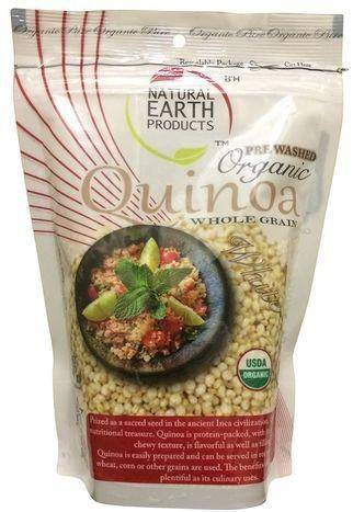 Natural Earth Organic Quinua - 14 Ounces
