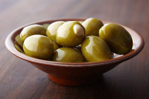 Garlic Stuffed Olives, 1 Pound