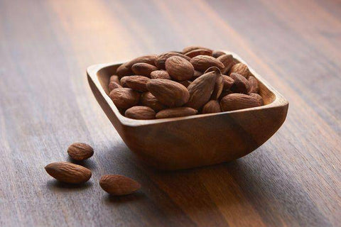 Shelled Almonds, Container