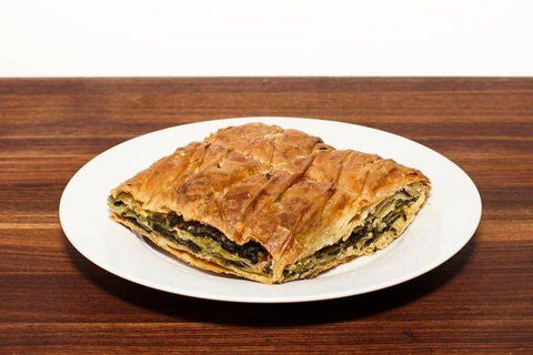 Square Spinach Pie