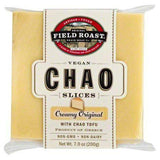 Field Roast Chao, Vegan, Creamy Original, Slices - 7 Ounces