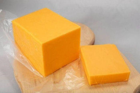 Krasdale Mild Cheddar Cheese - 8 Ounces