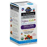 Garden of Life Dr. Formulated Probiotics, Organic Kids+, Yummy Chewables - 30 Each