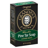 Grandpas Pine Tar Soap, Wonder, Original - 4.25 Ounces