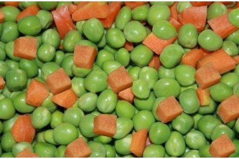 Krasdale Peas and Carrots - 16 Ounces