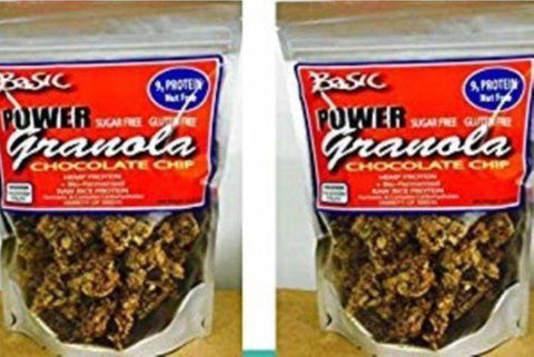 St Amour Basic Power Granola, Chocolate