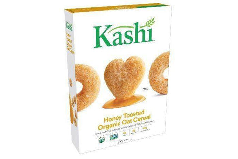 Kashi Cereal, Organic Honey Toasted - 12 Ounces