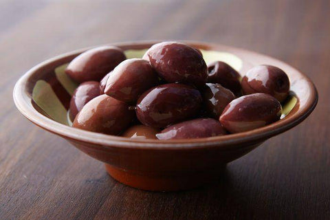 Large Kalamata Olives, 1 Pound
