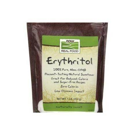 Now Foods Erythritol Natural Sweetener - 1 Pound