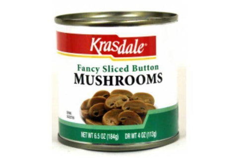 Krasdale Mushrooms - 4 Ounces