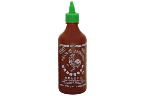 Huy Fong Chili Sauce, Hot, Sriracha - 17 Ounces