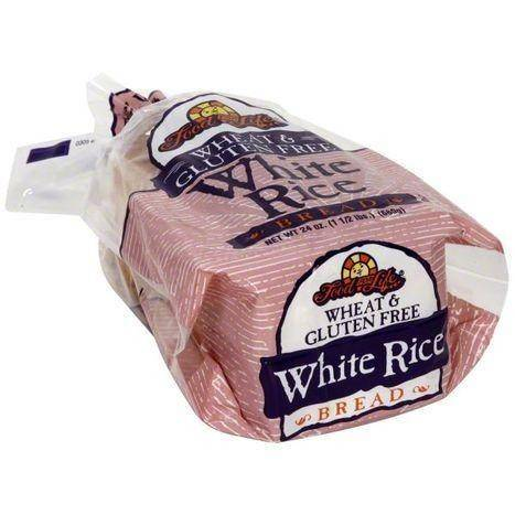 Food for Life Bread, White Rice - 24 Ounces