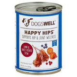 Happy Hips Food for Adult Dogs, Lamb & Sweet Potato Stew - 13 Ounces