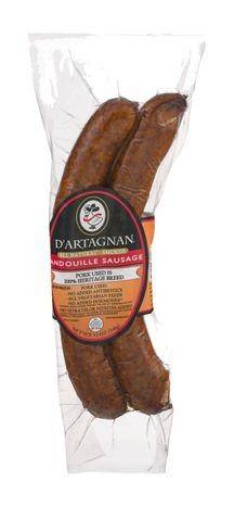 DArtagnan Sausage, Andouille - 12 Ounces