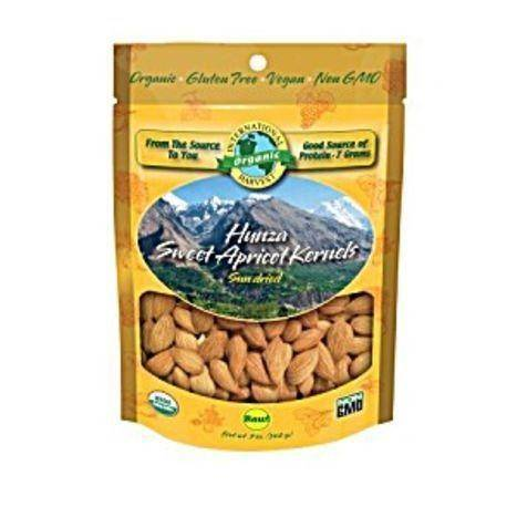 International Harvest Hunza Sweet Apricot Kernels