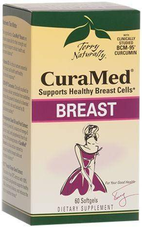 Terry Naturally Curamed Breast - 60 Count