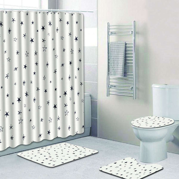 Waterproof Bathroom Set