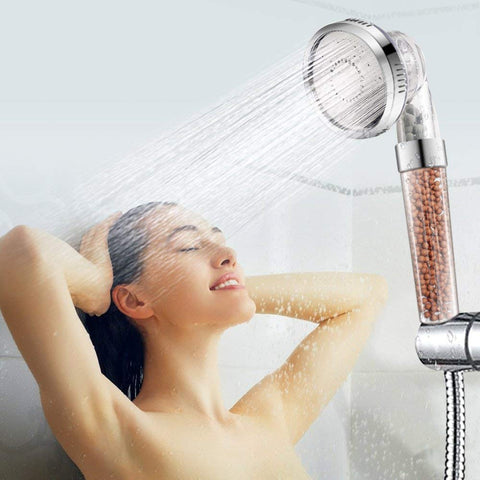 VIP link 3 Function Adjustable High Pressure Water Handheld Shower Heads