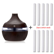 Electric USB Mini Essential Aroma Oil Diffuser/ Humidifier