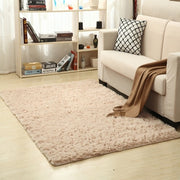 Colorful Solid Rugs Carpet
